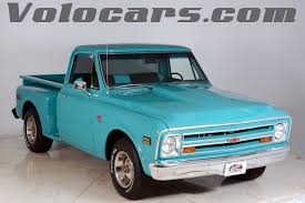 100 68 Chevy Truck Parts Inventory My Classic Garage