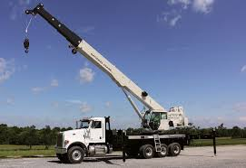 National Crane Introduces The NTC55, An Evolved Truck Crane With The ...
