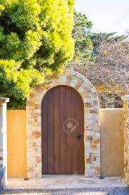 100 Contemporary Gate Image Of A Contemporary Decorative Wooden Gate As An Entrance