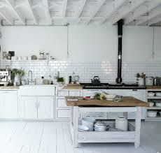 Natural Modern Interiors Kitchen Design Ideas Recycled Second Hand Kitchens Rustic White KitchensRustic Industrial