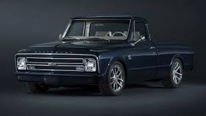 Chevy's Custom 1967 C/10 Pickup Is A Modernized Classic | Fox News Hot Wheels 1967 Chevy C10 Pickup Truck 2017 Hw Trucks Youtube Chevys Custom Pickup Is A Modernized Classic Fox News Ride Guides A Quick Guide To Identifying 196772 Chevrolet Pickups 67 Stepside On 26s Hd Youtube Advertising Campaign Brand New Breed Blog Plan B Truckin Magazine Ck For Sale Near Cadillac Michigan 49601 2wd Regular Cab 1500 Yarils Customs Advertisement Gallery Buildup Hotchkis Sport Suspension Total Vehicle