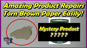 Zinsser Popcorn Ceiling Patch Video by Excellent Method To Repair Damaged U0026 Torn Brown Paper On Drywall