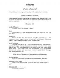 Resume In Spanish Example Examples Of Resumes