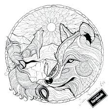 Fire Breathing Dragon Coloring Page Pages Wolf Color For Adults Colo
