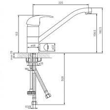 spültisch armatur mit geräteanschluss spülmaschinenanschluss küche niederdruck