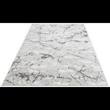 leonique teppich kalmus rechteckig 11 mm höhe marmor optik wohnzimmer