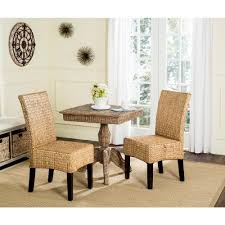 Safavieh Luz Natural 18 In. H Wicker Dining Chair (Set Of 2 ... Outdoor Wicker Ding Set Cape Cod Leste 5piece Tuck In Boulevard Ipirations Artiss 2x Rattan Chairs Fniture Garden Patio Louis French Antique White Back Chair Naturally Cane And Plantation Full Round Bay Gallery Store Shop Safavieh Woven Beacon Unfinished Natural Of 2 Pe Bah3927ntx2 Biscayne 7 Pc Alinum Resin Fortunoff Kubu Grey Dark Casa Bella Uk Target Australia Sebesi 2fox1600aset2