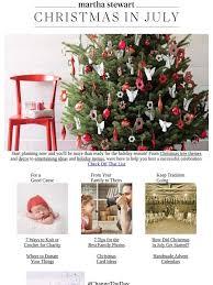 Martha Stewart Christmas In July Your Plan Ahead Holiday Checklist