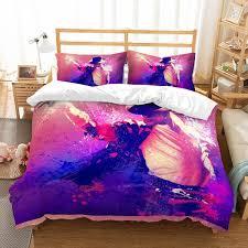 3d customize michael jackson bedding set duvet cover set