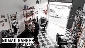 100 Massage Parlor Sao Paulo SUPER RELAXING BRAZILIAN BARBER HAIRCUT 40 MINUTES ASMR NO TALKING Nomad Barber