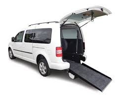 Volkswagen Caddy Wheelchair Conversions Accessible Vehicles Taxis