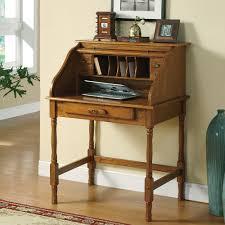 Sauder Graham Hill Desk Assembly by Coaster Honey Warm Secretary Desk Walmart Com