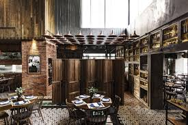 La Tequila South Restaurant By Leon Orraca Arquitectos Guadalajara Mexico