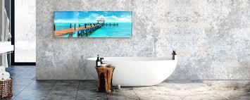 wasserresistente alu bilder für ihr bad