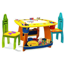 Kids U0027 Easels Art Tables by Toddler Storage Home Design Ideas And Pictures