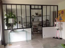 atelier de la cuisine la cloison type atelier dans la cuisine verre solutions
