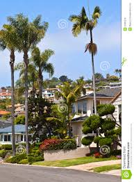 100 Point Loma Houses Residential On A Hillside California Stock Photo Image Of