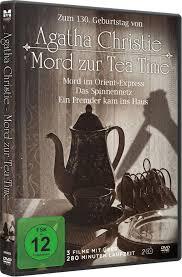 agatha christie mord zur tea time dvd jetzt kaufen