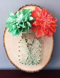 DIY String Art Projects Mason Jar Cool Fun And Easy Letters Patterns Wall Tutorials For How To Make Names