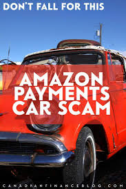 Don't Fall For This Amazon Payments Car Scam