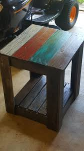 7 Outstanding Small Side Table Ideas (Liven Up Your Corner ... Storable Game Table Cover 8 Steps With Pictures 21 Free Diy Coffee Plans You Can Build Today Best Rated In Air Hockey Tables Equipment Helpful How To A Rustic Checkerboard Howtos Reclaimed Pallet Epoxy Tabletop Cast Iron Singer Base Hundreds Of Desk Ideas 1001 Pallets 7 Outstanding Small Side Liven Up Your Corner 15 Make Clever Fniture For Spaces 17 Affordable Monopoly Board Instructables Palletbiz
