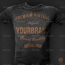 modern vintage t shirt 03 by swistblnk graphicriver