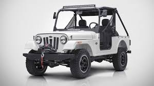 100 Mahindra Trucks The Roxor Is A Tiny Offroad Jeep That You Can Totally Buy