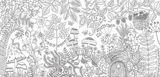 Coloring Books Adults Johanna Basford 8