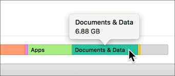 Documents & Data A mysterious black hole of data storage in iOS