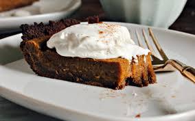 Pumpkin Pie With Gingersnap Crust by Gingersnap Pumpkin Pie Vegan Gluten Free One Green Planet