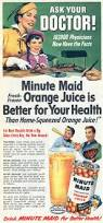 Water Beds N Stuff by Minute Maid Fresh Frozen Orange Juice Is Better For Your Health
