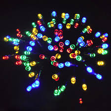 Ebay Christmas Trees India by Waterproof Fairy Lights 100 200 300 400 500 Led Outdoor