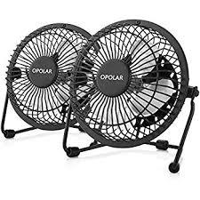 amazon com prettycare usb desk fan powerful airflow a free