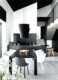 Timeless Minimalist Dining Rooms And Spaces Room Lighting