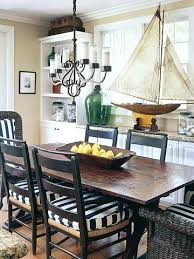 Nautical Dining Table Decor Style Tables Room Rooms Kitchen