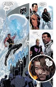 Marvel ics Legacy & Secret Empire Spoilers Captain America 25