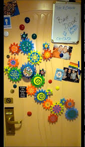 Best Cruise Cabin door decoration on Independence Caribbean Feb