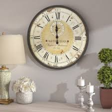 Oversized 32 Wall Clock