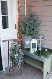Outdoor Christmas Decorating Ideas Front Porch by 23 Christmas Porch Decor Ideas To Try This Year Porch Winter
