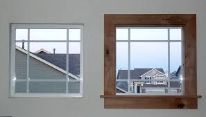 Windows Modern Door Trim Ideas Window Molding' Interior 2017