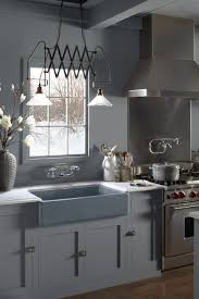 Kohler Whitehaven Sink Scratches by Best Farmhouse Sinks How To Choose An Apron Front Sink That Will