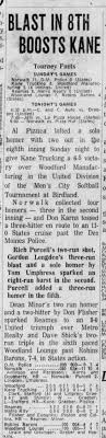 100 Kane Trucking WOODFORD VS KANE TRUCKING CITY 7261971 Newspaperscom