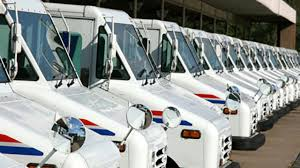 100 Postal Truck Fire Truck Involved In Three Car Crash In White Marsh
