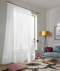 gardine eby my home kräuselband 1 stück vorhang fertiggardine store transparent