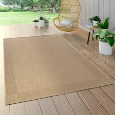 in outdoor flachgewebe teppich sisal optik natürlicher