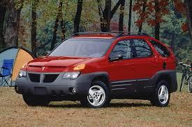 2001 05 Pontiac Aztek