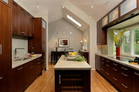 Lighting For Sloped Ceilings by Kitchen Impressive Kitchen Lighting Vaulted Ceiling Stunning