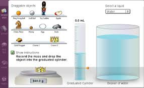 Materials Sink Or Float by Coaching Chronicles Density Gizmo