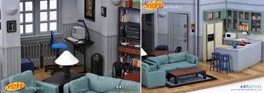 For Ultimate Seinfeld Fans- An Exact Mini Replica Of His Apartment ... Real Life Jerry Seinfelds Apartment Only In Reel Video Seinfeldwad Jerrys A Doom Ii Wad Wads Mods Seinfeld Replica Nyc Door Inhabitat Green Design For Ultimate Fans An Exact Mini Replica Of His Hulu Built A Faithful Creation Of Apartment But Had This Photo Reveals Neverbeforeseen Fourth Wall Vox Pop Up Fans Reminisce Onic Tv The Opens West Hollywood Abc7com What Nycs Most Famous Fictional Apartments Would Cost In