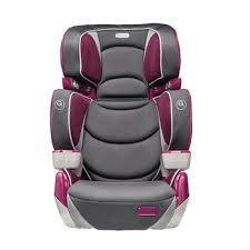 rightfit belt positioning booster car seat evenflo